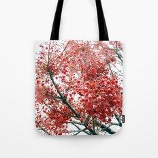 Star Berries Tote Bag