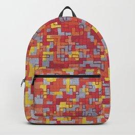 Lava Blocks Backpack