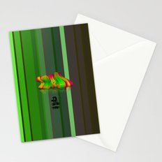3D GRAFFITI - LCD Stationery Cards