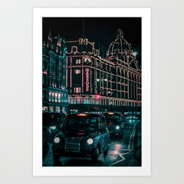 London, England 62 Art Print