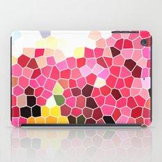 Pattern 5 - pink explosion iPad Case