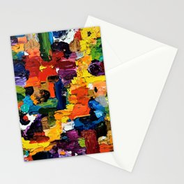 Color Brick Road Stationery Cards