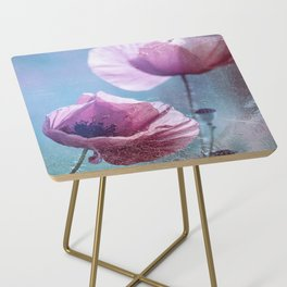 Poppy Spinning Side Table