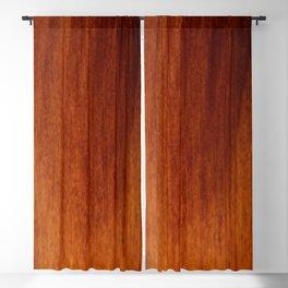Wood grain Blackout Curtain