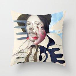 Composition 480 Throw Pillow