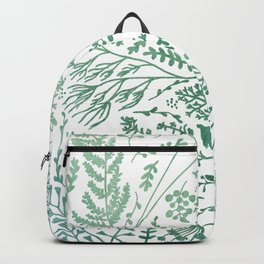 GREEN HERBS Backpack