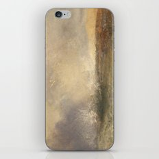 Turner's perfect Storm iPhone & iPod Skin
