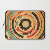2001 a space odyssey Laptop Sleeves featuring Space Odyssey by Picomodi