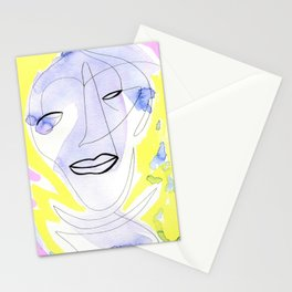 Try and Open Your Eyes Stationery Cards