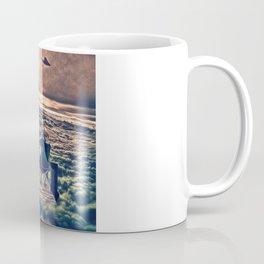 Fishing Above the Clouds Coffee Mug