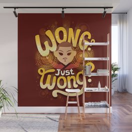 Just Wong Wall Mural