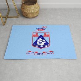 Flag of Haifa Rug