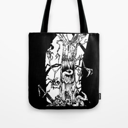 The Hungry Woods Tote Bag