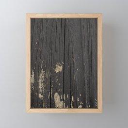 Black Wood Framed Mini Art Print