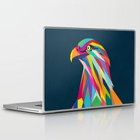 eagle Laptop & iPad Skins featuring Eagle by mark ashkenazi