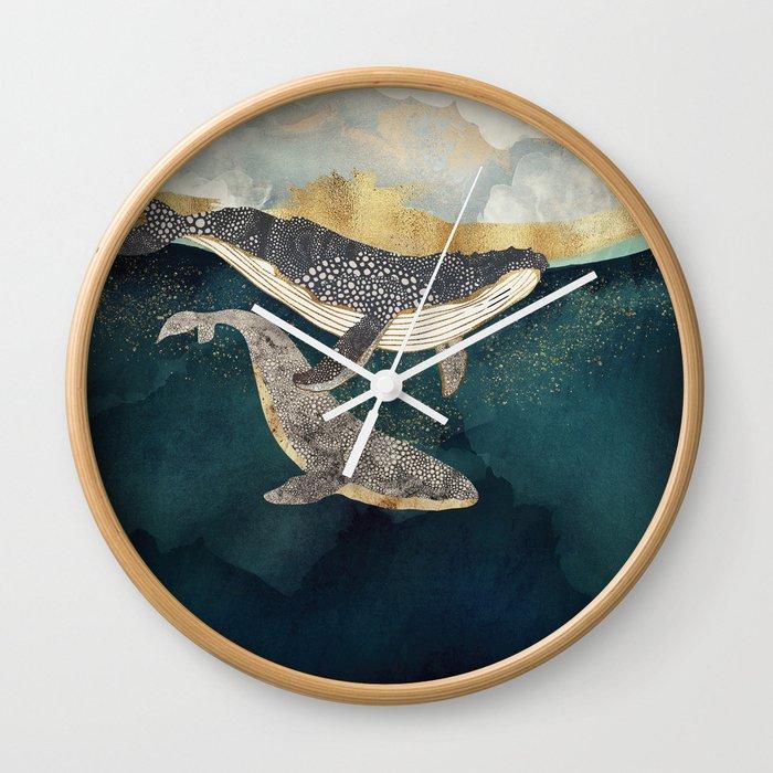 Bond II Wall Clock