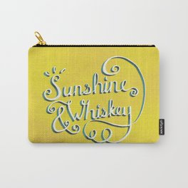 Sunshine & Whiskey Carry-All Pouch