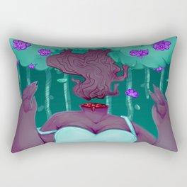 gaia. Rectangular Pillow