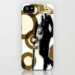 Gentlemen, We got a dead one here.. iPhone Case