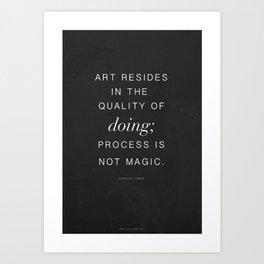 Eames Art Print