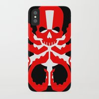 hydra iPhone & iPod Cases featuring Hydra Empire by •tj•rae•