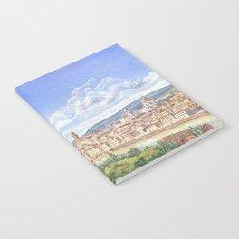 Florece watercolor Notebook