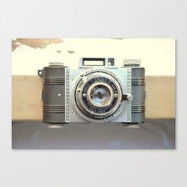 Detrola (Vintage Camera) Canvas Print