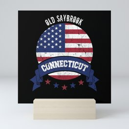 Old Saybrook Connecticut Mini Art Print