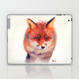 The Fox Laptop & iPad Skin