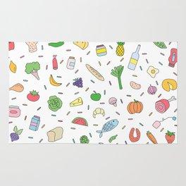 Groceries Rug