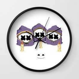 mello ritual Wall Clock