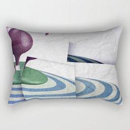 childhood memories II Rectangular Pillow