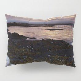 Rock Faced Sunset Pillow Sham