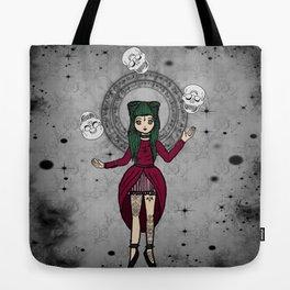 Dark Juggler Tote Bag