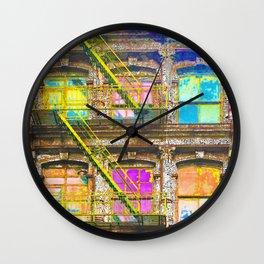 Flip Wall Clock