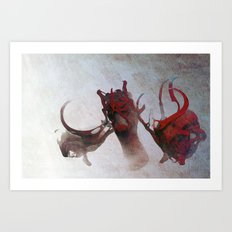 Guardian 04 Art Print