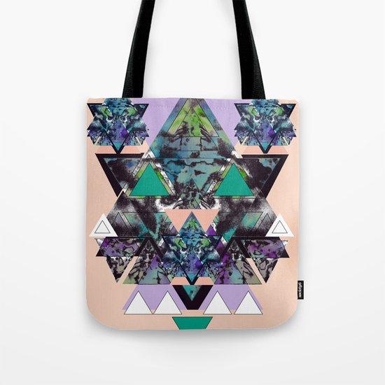 GEOMETRIC MYSTIC CREATURE Tote Bag