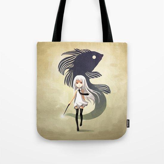 Black Moor Tote Bag