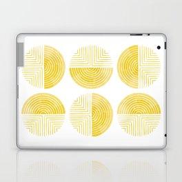 Labyrinth - Honey Laptop & iPad Skin