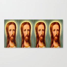 Quad Christ Canvas Print