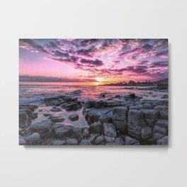 2016 Purple Kauai Metal Print
