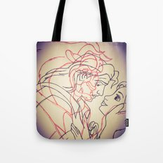 Beauty and the Beast 2 Tote Bag