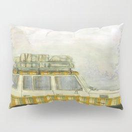Plaid Land Cruiser Pillow Sham