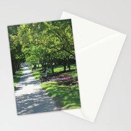 Brick Walk Way Stationery Cards