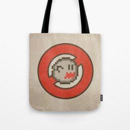 Ghostbuster 16-bit Tote Bag