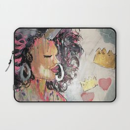 Black Unicorn: Sugar Oompa Loompa Laptop Sleeve