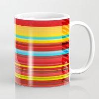 ironman Mugs featuring Ironman by Jordan Creative