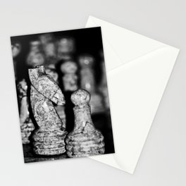 Knight in shining armour Stationery Cards