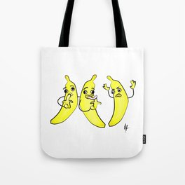 Nanners (NSFW version... why?  I... I dunno why) Tote Bag