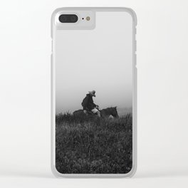 Rider Clear iPhone Case